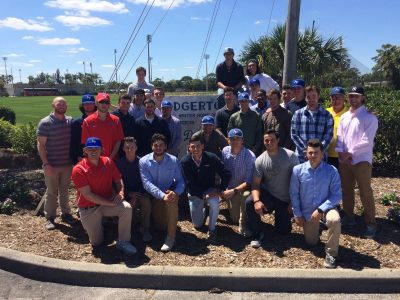 Baseball Team Florida 2017